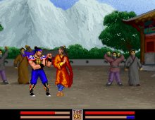  Kin Yeo Fighting Game screenshot