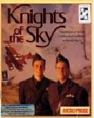 Knights of The Sky box cover