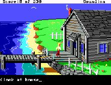 King's Quest IV: The Perils of Rosella (AGI version) screenshot