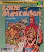 Lane Mastodon vs. The Blubberman box cover