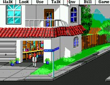 Leisure Suit Larry 2 Point and Click screenshot