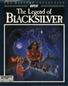 Legend of Blacksilver, The box cover