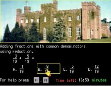 Learn about Fractions screenshot