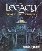 Legacy: Realms of Terror, The box cover