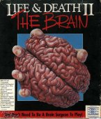 Life and Death 2: The Brain box cover
