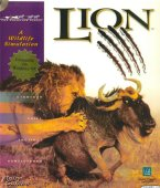 Lion box cover