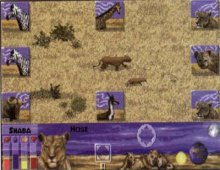 Lion screenshot