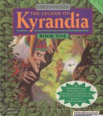 Legend of Kyrandia, The box cover