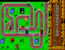 Locomotion screenshot