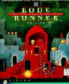 Lode Runner Online: The Mad Monks' Revenge box cover
