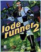 Lode Runner 2 box cover