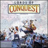 Lords of Conquest box cover