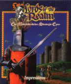 Lords of The Realm box cover