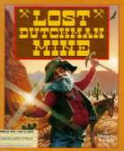 Lost Dutchman Mine, The box cover