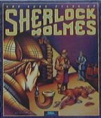 Lost Files of Sherlock Holmes 1 box cover