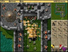 Lords of the Realm II: Siege Pack screenshot
