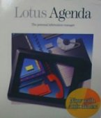 Lotus Agenda 2.0 box cover