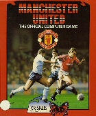 Manchester United: The Official Computer Game box cover