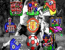 Manchester United: The Official Computer Game screenshot