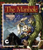 Manhole: CD-ROM Masterpiece Edition, The box cover