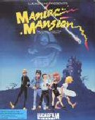 Maniac Mansion Deluxe box cover