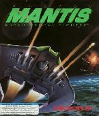 Mantis: XF-5700 Experimental Fighter box cover