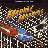 Marble Madness box cover
