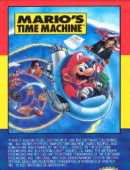 Mario's Time Machine box cover