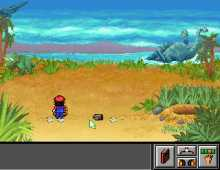 Mario's Time Machine screenshot