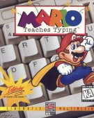 Mario Teaches Typing box cover