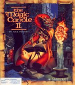 Magic Candle II: The Four and Forty, The box cover