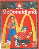 McDonald Land box cover