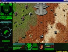 MissionForce: Cyberstorm screenshot
