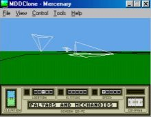 MDDClone screenshot