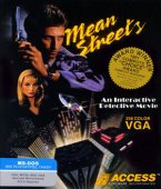 Mean Streets box cover