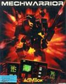 Mechwarrior box cover
