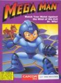 Mega Man box cover