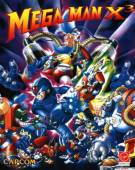 Mega Man X3 box cover