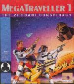 MegaTraveller 1: The Zhodani Conspiracy box cover