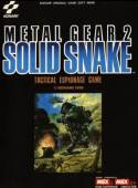 Metal Gear 2: Solid Snake box cover