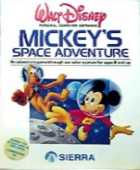 Mickey's Space Adventure box cover