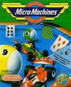 Micro Machines box cover