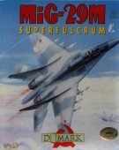 MiG-29M Super Fulcrum box cover