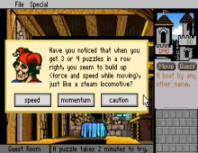 Mind Castle: Spell of The Word Wizard screenshot