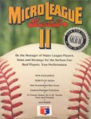 Micro League Baseball 2 box cover