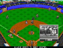 Micro League Baseball 4 screenshot