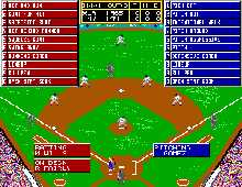 Micro League Baseball: The Manager's Challenge screenshot