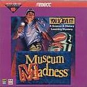 Museum Madness box cover