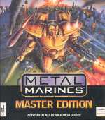 Metal Marines Master Edition box cover
