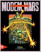 Modem Wars box cover